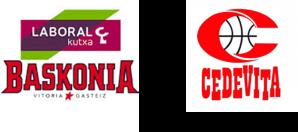 Baskonia vs Cedevita